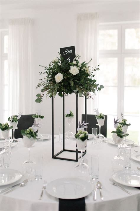 Wedding Decoration Minimalist by And Minimalist Wedding Reception Centerpiece