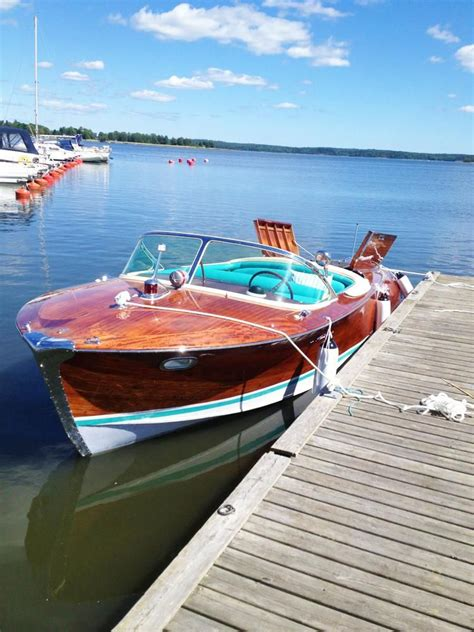 Riva Boats Vintage by 1958 Riva Ariston Vintage Power Boat For Sale Www