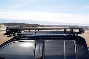 Frontier Roof Rack Profile