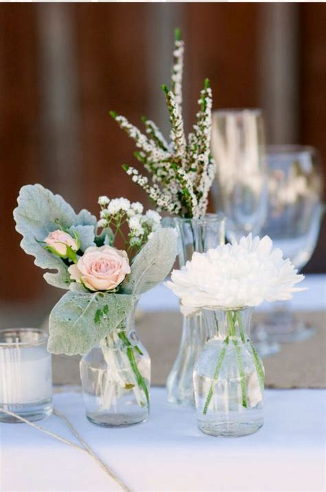 Flowers In Small Vases by Mixed Wildflower Wedding Bud Vases Search