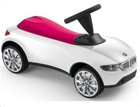 Bmw Baby Racer Iii White Push Car Toy 80932413784