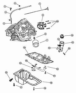 2003 Dodge Durango Belt Routing