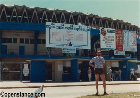 Municipal Stadium - West Palm Beach, FL | Minor League ...