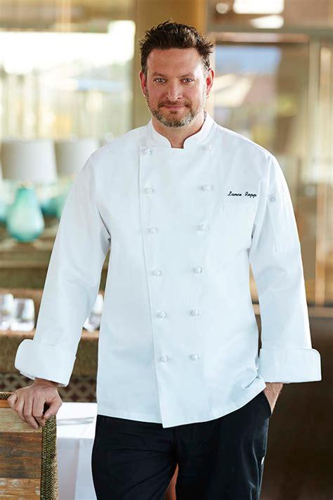 montreux executive chef coat chefworkscom