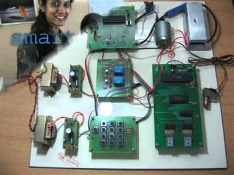 Mini Projects Eee Ice Electrical Engineering