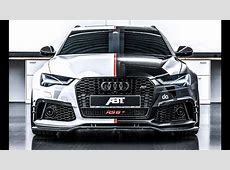New 2018 Audi RS6 Project Phoenix ABT Audi tuning 2018