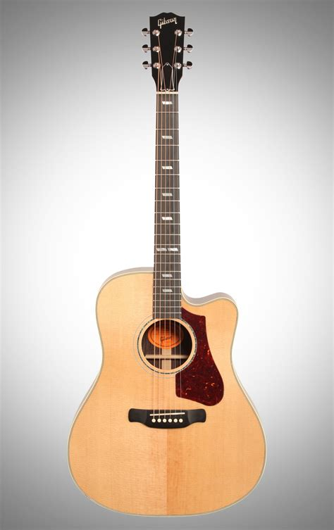 Gibson HP735R Cutaway Acoustic-Electric Guitar | zZounds