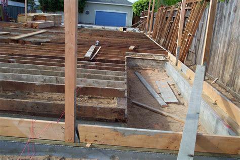 leveling wood subfloor for hardwood how to level a plywood or osb subfloor using asphalt shingles home design ideas