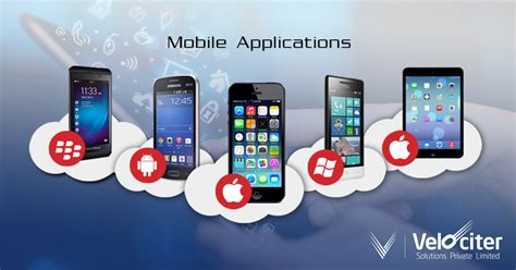 Mobile Apps Development Software by Mobile Application Development Company India Innovative