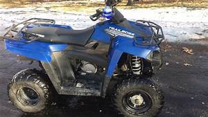 2012 Polaris Trailboss 330 Atv Walkaround