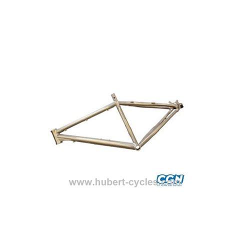 achat cadre vtt alu brut disc 1p1 8 hubert cycles