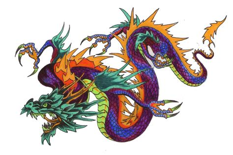 chinese dragon images    clip art