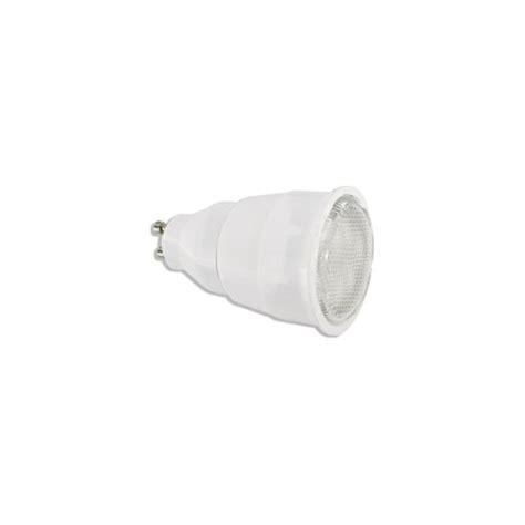 gu10 50 mm compact fluorescent bulb warm