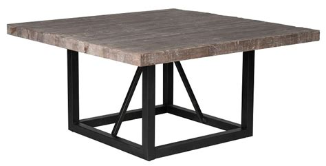 square rustic dining table classic home rustic messina square dining table 5674