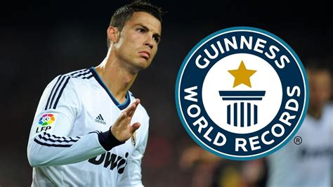 4 Cristiano Ronaldo Achievements In The Guinness Book Of ...