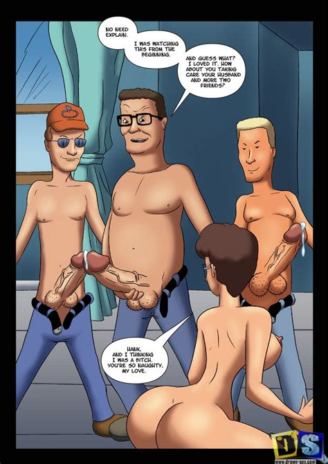 read [drawn sex] king of the hill hentai online porn manga and doujinshi