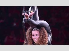 Sofie Dossi Live the Toyota Center in Houston 1604