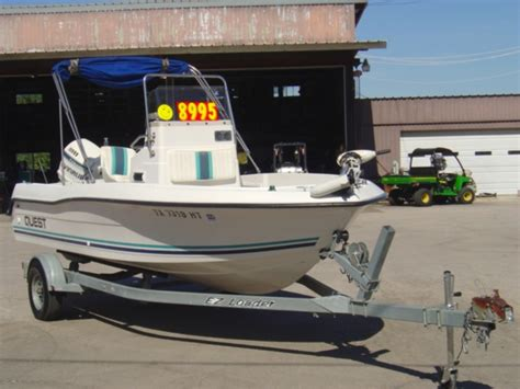 The Quest Boat by Quot Quest Quot Boat Listings In Tx