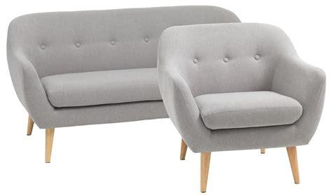 Loveseat Armchair by Sofa 2 5 Seater Armchair Egedal L Grey Jysk