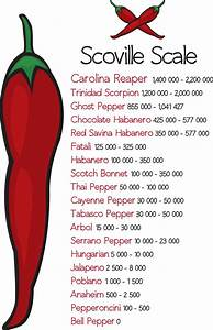 Sauce Scoville Chart Tips To Build Up Your Pepper Tolerance Mad Dog 357