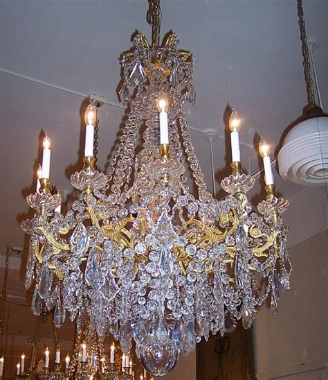 Chandelier Crystals For Sale by Chandeliers Chc89 For Sale Antiques