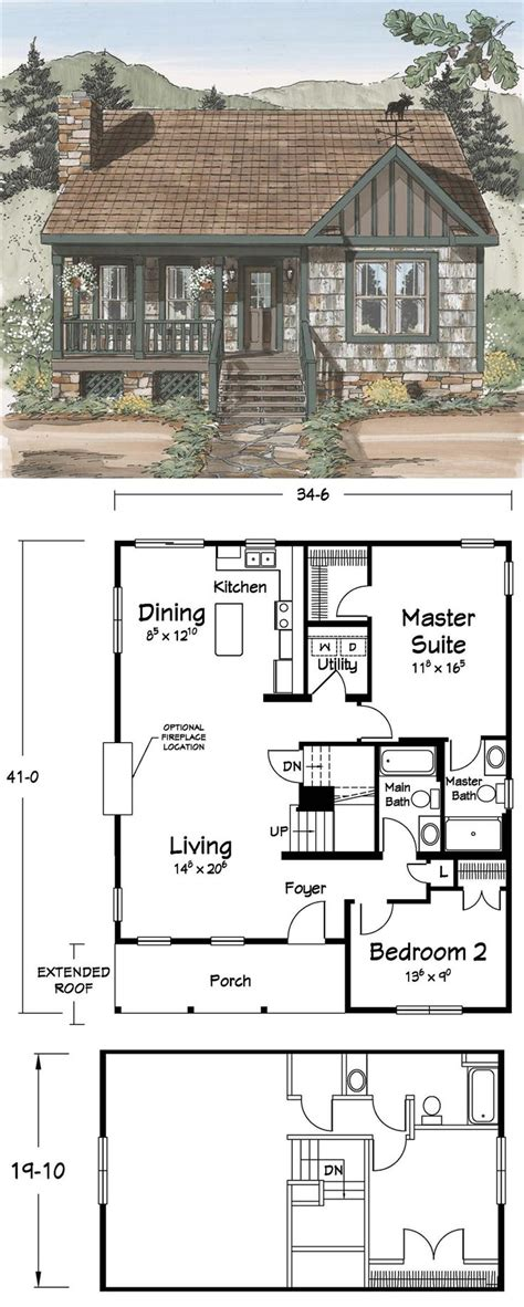 small cabin floor plan floor plans tiny homes cabin small