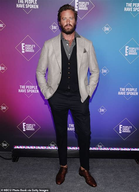 Armie Hammer's Instagram uncovers his love for unusual ...