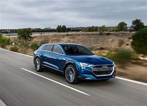 Suv Electrique Audi : audi to build two new electric suvs in germany from 2021 carscoops ~ Medecine-chirurgie-esthetiques.com Avis de Voitures