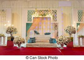 Wedding stage decoration Stock Photos and Images 1 421