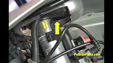 porsche  fuel filler ventbleeder valve replacement