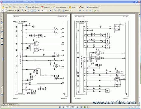 iveco stralis at ad repair manuals wiring