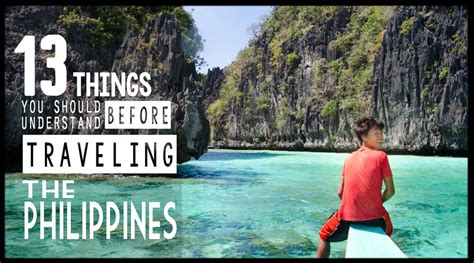 13 Things You Should Understand Before Traveling To The