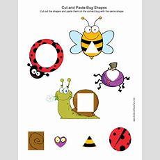 Cut And Paste Kindergarten, Preschool Worksheets  Preschool Activities  Pinterest Preschool