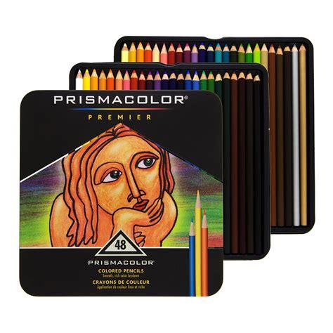 prismacolor 48 colored pencils prismacolor premier colored pencils 48 set soft