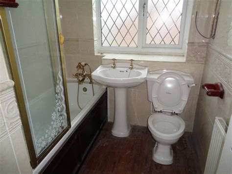 bathroom  damp walls modernised  refitted