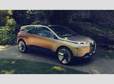 BMW's future rides on the Vision iNext Roadshow