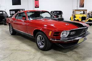 1970 Ford MUSTANG Mach 1 428 Cobra Jet for sale #70172 | MCG