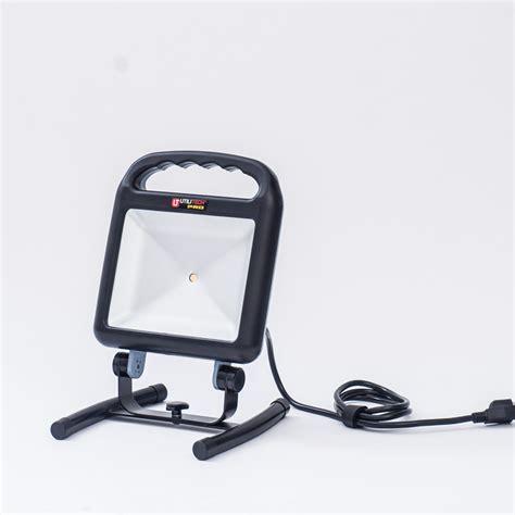 shop utilitech pro 1200 lumen s led portable work light