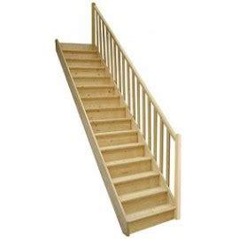 escalier bois pas cher