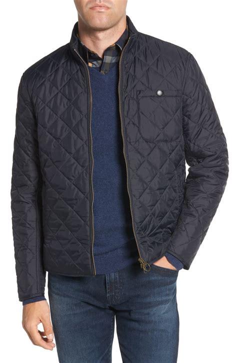 barbour pod slim fit quilted jacket nordstrom