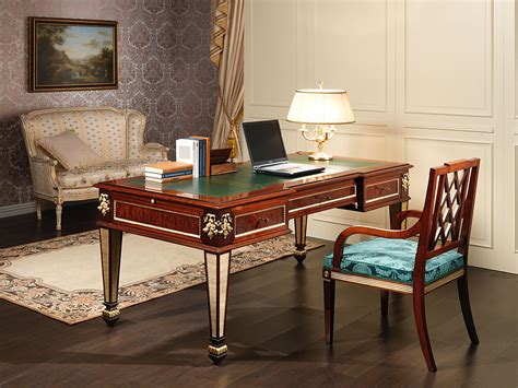 Furniture : Luxury Office Furniture In Classic Style