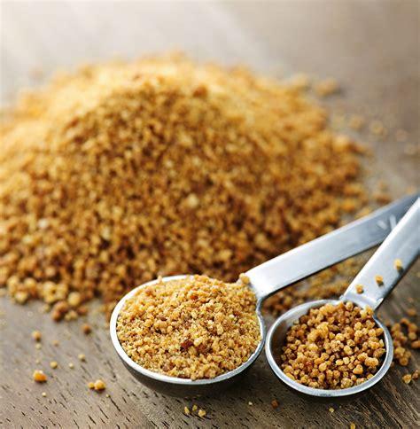 Coconut sugar   organic palm sugar