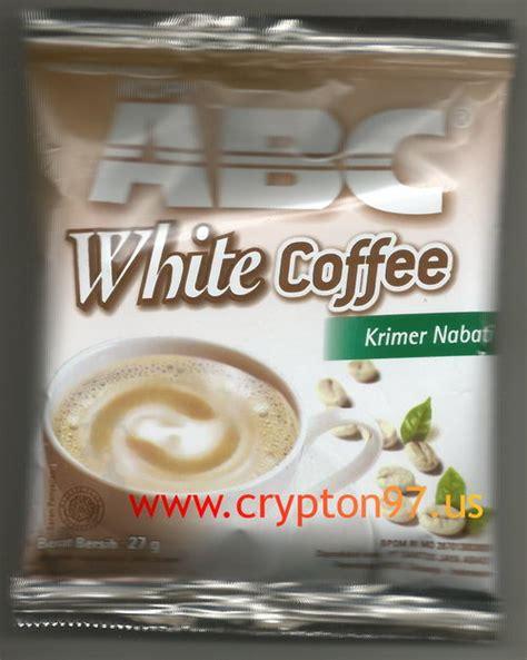 kopi abc white mencoba kopi abc white coffee krimer nabati malam hari ini
