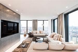 Luxus Wohnung Im Exklusiven QuotThe Sevenquot Mnchen