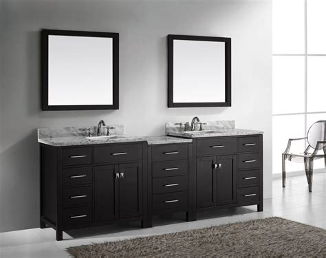 caroline parkway  double vanity md  bathroom
