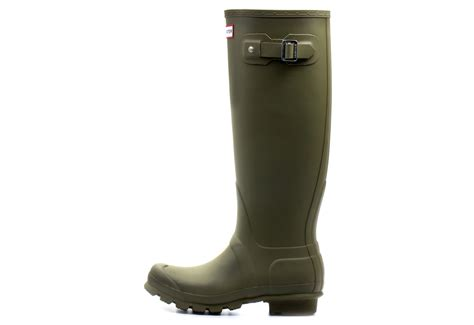 hunter boots womens original tall  olv  shop  sneakers shoes  boots