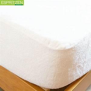 Protege matelas impermeable bambou 160 x 200 cm esprit zen for Stickers chambre enfant avec housse de matelas imperméable 160x200