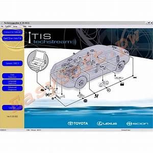 Toyota Tis Techstream Operating Manual