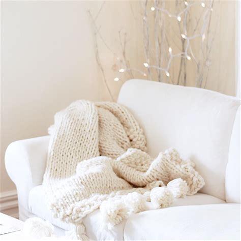 how to knit chunky blanket chunky wool blanket allfreeknitting com