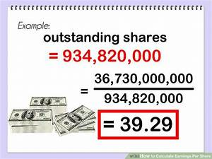 3 Ways to Calculate Earnings Per Share - wikiHow